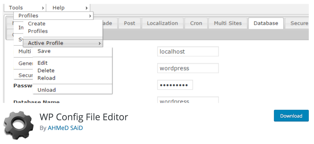 WP Config File Editor-2